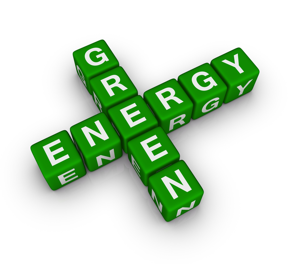 Green energy blocks